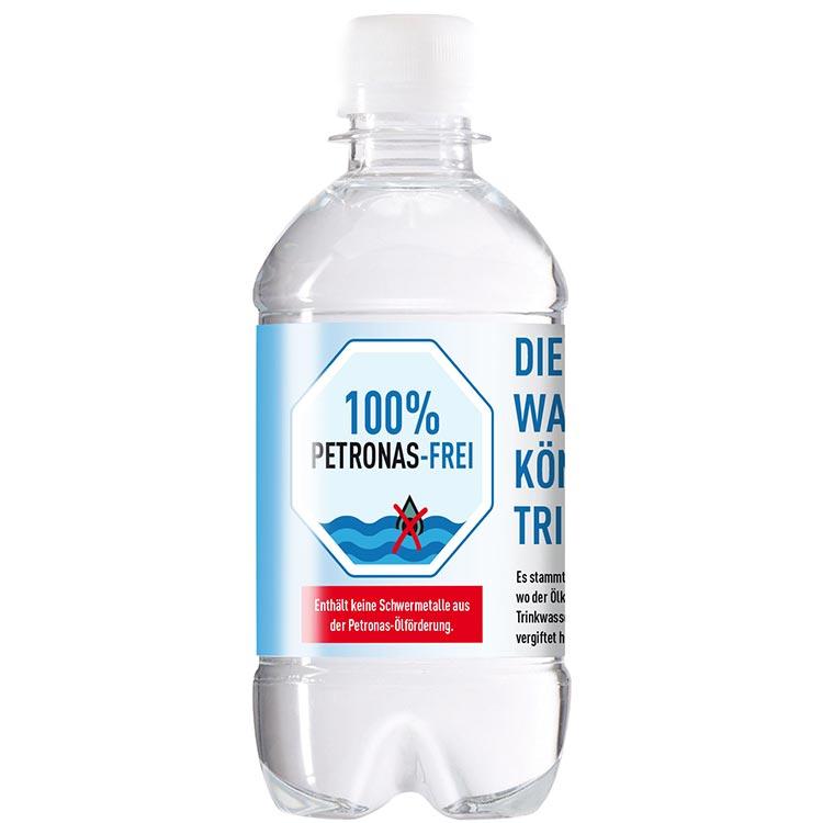 Gut gemocht ᐅ • Bouteille d'eau personnalisée publicitaire | Maxilia.fr AR12