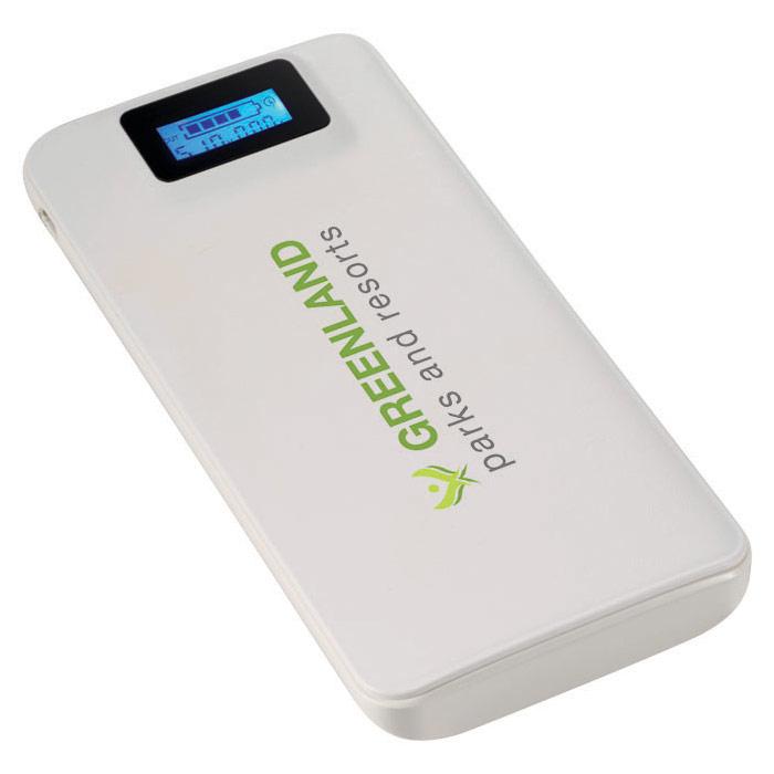 Image de 10 pcs. Personnalisé Batterie externe Cheetah Fonction de charge rapide 6000 mAh personnalisé batterie externe personnalisable