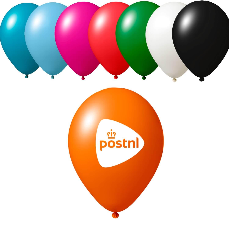 Image de 1000 pcs. Ballon personnalisé publicitaire 33cm en 13 jours