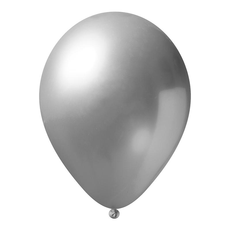 Image de 1000 pcs. Metallic balloon personnalisée 35 cm.