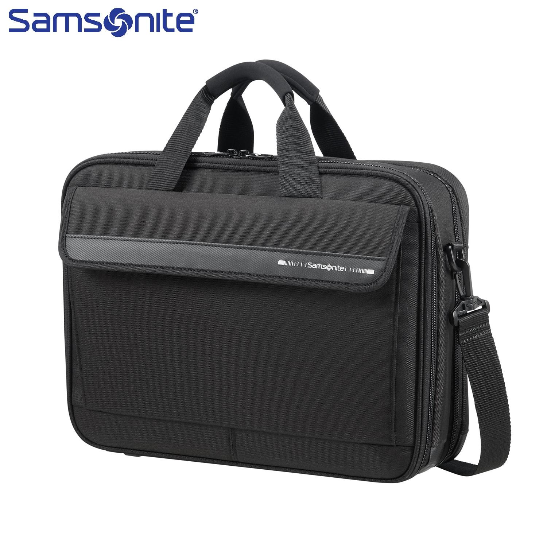 bdf24a8b45 Samsonite ® Classic CE | Sac à bandoulière pour ordinateur portable |  62103597 Noir ...