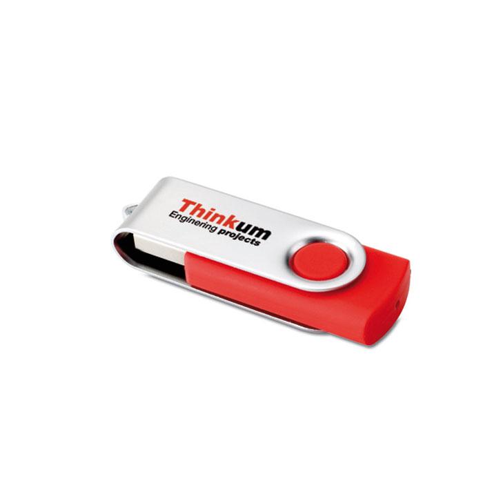 Image de 100 pcs. Clé USB Plusieurs couleurs 4 Go personnalisé Autre clés