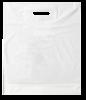 Sac plastique | Blanc | Format S | 50 microns