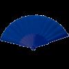 Éventail | Manche plastique | Voile polyester | 158096 marine