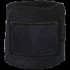 Bracelet éponge en coton | Personnalisé | 201520cg Noir