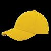 Casquette | Haute qualité | Brodée | 201926B jaune