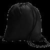 Sac à dos avec cordon de serrage | 8036242 Noir