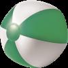Ballon de plage PVC 26 cm | 8039620 Vert