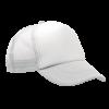 Casquette Trucker   Quadrichromie   111001 blanc