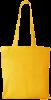Sac en coton | Coloré | 140 gr/m2 | Rapide | max090 jaune