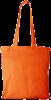 Sac en coton | Coloré | 140 gr/m2 | Rapide | max090 orange
