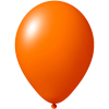 Ballon | 33 cm | Grande quantité | 9485951 orange