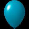 Ballon | 33 cm | Grande quantité | 9485951 turquoise