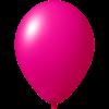 Ballon coloré | 33 cm | Petite quantité | 9485951s magenta