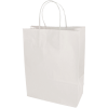 Sac papier Kraft | Format A4 | maxs018vvk blanc