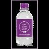 Bouteille d'eau | 330 ml | Eau Gazeuze | 433300pd violet