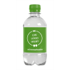 Bouteille d'eau | 330 ml | Eau Gazeuze | 433300pd vert clair