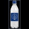 Bouteille d'eau | 500 ml | Eau gazeuze | 435000pd bleu