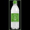 Bouteille d'eau | 500 ml | Eau gazeuze | 435000pd vert clair