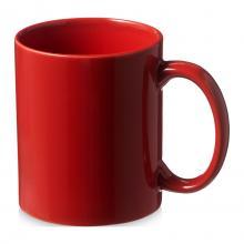 Mug Santos | Céramique | 330 ml | 92100378 Rouge