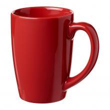 Mug en boîte cadeau | Rapide | 350 ml | 92100379 Rouge