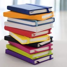 Carnet coloré | Format A6 | 100 pages lignées | 8032889