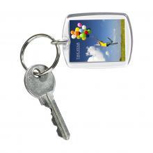 Porte clé | Plastique | Quadrichromie