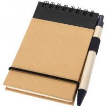 Bloc-notes | Recyclé | Avec stylo