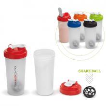 Shaker gradué | Plastique | 600 ML