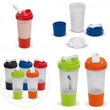 Shaker | Avec compartiment de rangement | 500 ml