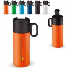 Mug de voyage | 400 ml | inox