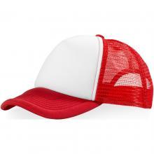 Casquette Trucker | Réglable | Pas cher | max015 Rouge / blanc