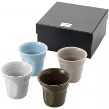 Set de 4 tasses Espresso   Milano