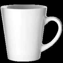 Mug | Quadrichromie | Céramique | 350 ml | 113FCConisch Blanc