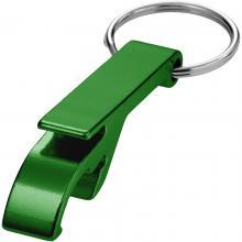 Porte-clés décapsuleur | Aluminium | Pas cher | max171 Vert