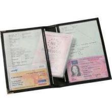 Porte-carte grise | Similicuir