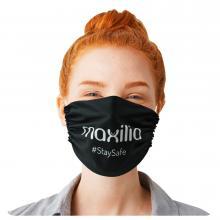 Masque en microfibre   1 couche   Made in EU   123002