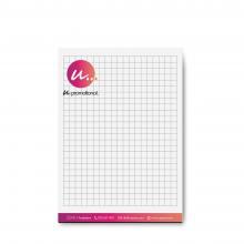 Bloc-notes | Format A6 | 25, 50 ou 100 feuilles | 127A625