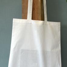 Sac en coton | Blanc | 140 gr/m2 | Quadrichromie | FC201020