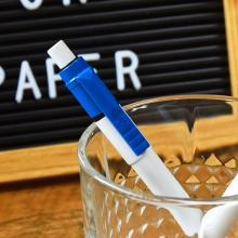 Stylo bille 'Dart Basic' | Encre bleue | Quadrichromie | 902600VCM