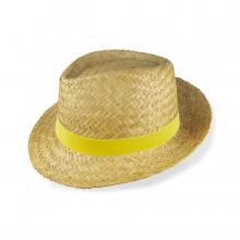 Chapeau personnalisé | Maffia | Paille