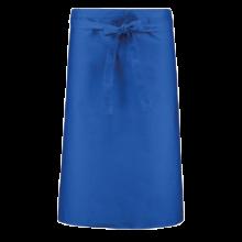 Tablier de bistrot long   Coloré   205210vk Bleu