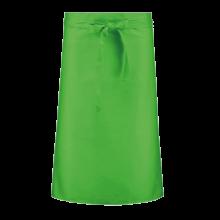 Tablier de bistrot long   Coloré   205210vk Vert