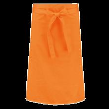 Tablier de bistrot long   Coloré   205210vk Orange
