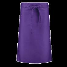 Tablier de bistrot long   Coloré   205210vk Violet