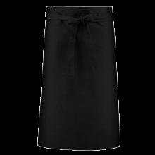 Tablier de bistrot long   Coloré   205210vk Noir