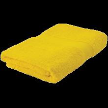 Serviette de bain | 140 x 70 cm | 450 g | 209100 Jaune