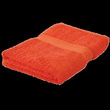 Serviette de bain | 140 x 70 cm | 450 g | 209100 Orange