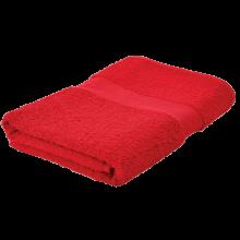 Serviette de bain | 140 x 70 cm | 450 g | 209100 Rouge