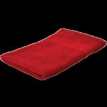 Serviette invité | 450 g | 50x30 cm | 209140 Rouge